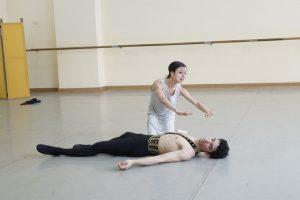 Tala Lee-Turton Bolshoi Ballet Academy Acting Exam 2016