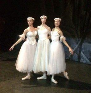 Tala Lee-Turton, Bolshoi Ballet Academy, professional ballet dancer