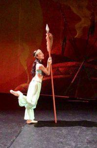 Tala Lee-Turton, Polovtsian Dances